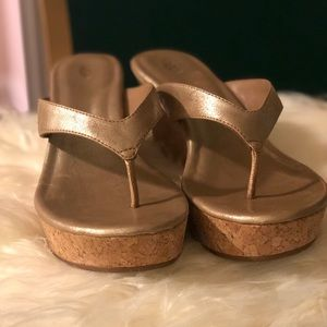 UGG Shoes - Like new Ugg wedges